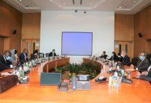 """صورة رئيس """"ايتيدا"""" يبحث مع سكرتير عام منطقة التجارة الحرة القارية الإفريقية سبل تفعيل بنود الاتفاقية وتعزيز التعاون في مجالات الاتصالات"""