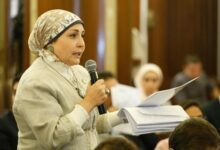 صورة هالة أبو السعد : المنشآت الصحية في كفر الشيخ تفتقر لأجهزة التنفس الصناعي