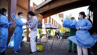 صورة بلجيكا : اكتشاف سلالات جديدة من فيروس كورونا انتقلت من بريطانيا وجنوب افريقيا