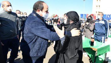 """صورة محمد فودة : الرئيس السيسي """"عزيز مصر .. قولاً وفعلاً """""""