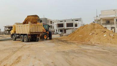 صورة جهاز مدينة القاهرة الجديدة يواصل حملات إزالة مخالفات البناء ورفع الإشغالات