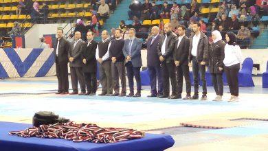 صورة انطلاق بطولة الجائزة الكبرى لكونغ فو القاهرة بطلائع الجيش اليوم