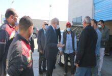 صورة فودة يشهد افتتاح المهرجان الثاني للهجن احتفالاً بالذكرى الأولى لافتتاح المضمار