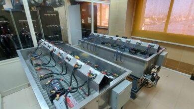 صورة افتتاح أول معمل مصري لإختبار البطاريات المخصصة للسيارات الكهربائية بميناء بورسعيد