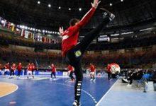 صورة الألماني سيلفيو هاينفيتر يتصدر قائمة افضل حراس بطولة العالم لكرة اليد