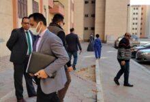صورة لجنة الضبطية القضائية تُنفذ حملة مكبرة لضبط مخالفات الإسكان الإجتماعى بمدينة 6 اكتوبر