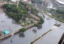 """صورة رفع درجة الاستعداد القصوي بالإسكندرية تحسبا لـ"""" سقوط الأمطار"""""""