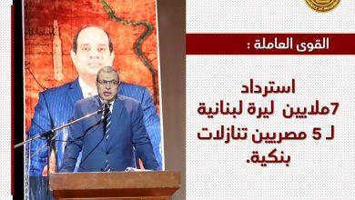 صورة تعرف على أخر وأهم أخبار وزارة القوي العاملة اليوم الأحد 3 يناير 2021