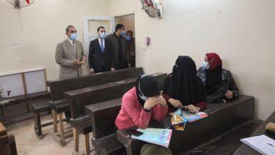 صورة غلق 10 مراكز  دروس خصوصية خلال حملة بكفر الشيخ