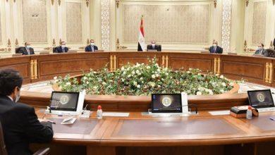 صورة الرئيس السيسي يؤكد على أن مبادرة احلال السيارات للعمل بالغاز تحقق عوائد مباشرة لصالح المواطنين