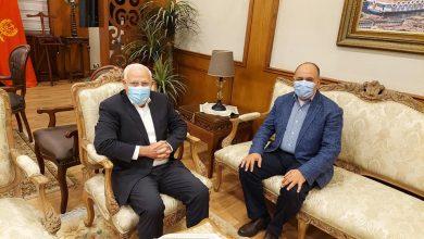 صورة محافظ بورسعيد يستقبل نائب رئيس الهيئة الاقتصادية للقطاع الشمالى