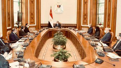 صورة الرئيس السيسي يطلع علي منظومة الضوابط والاشتراطات البنائية الجديدة، و الموقف التنفيذي لإقامة التجمعات البدوية في سيناء