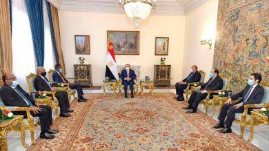 صورة الرئيس السيسي: موقف مصر تجاه السودان الشقيق ينبع من الترابط التاريخي بين شعبي وادي النيل