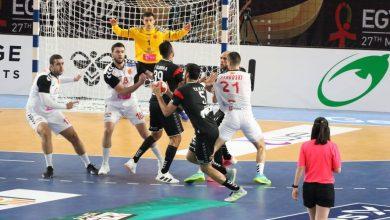 صورة مونديال اليد 2021..منتخب مصر يكتسح  مقدونيا بنتيجة 38 – 19
