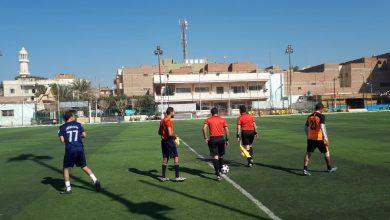 صورة وزارة الشباب والرياضة تعلن نتائج الأسبوع العاشر من دوري مراكز الشباب