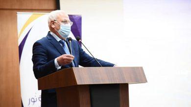 صورة تكريم المشاركين في مبادرات مشكاة نور ببور سعيد
