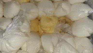 صورة ضبط مصنع بير سلم يقوم بتصنيع مسلي نباتى وطرحها بالأسواق على أنها طبيعي