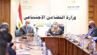 صورة وزيرة التضامن: تكوين حاضنات للطلاب المتفوقين بالجامعات