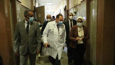 صورة وزيرة الصحة: انخفاض معدل تردد مرضى فيروس كورونا على الرعاية المركزة وأجهزة التنفس الصناعي بالمستشفيات بنسبة 50%