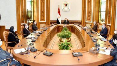 صورة الرئيس السيسي يتابع المشروع القومي لتصنيع السيارات الكهربائية في مصر
