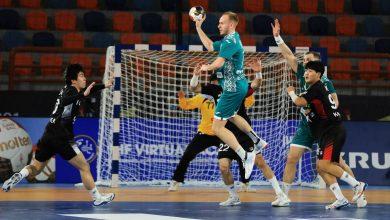صورة مونديال اليد 2021 …بيلاروسيا تفوز علي كوريا الجنوبية  32 – 24