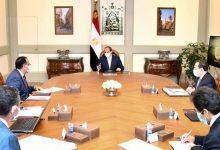 صورة الرئيس السيسي يوجه بإنشاء مدينة لصناعة وتجارة الذهب تعكس تاريخ مصر الحضاري العريق في هذه الصناعة الحرفية