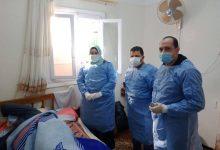 صورة ٩٠ فريق طبي يواصلون متابعة حالات العزل المنزلي لمرضى كورونا  بمحافظة البحيرة