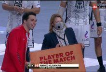 صورة أحمد الأحمر: شىء عظيم أن تلعب كأس عالم على أرضك هو أمر لايحث في العمر سوى مرة واحدة