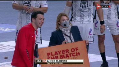 صورة أحمد الأحمر: شىء عظيم أن تلعب كأس عالم على أرضك هو أمر لايحدث في العمر سوى مرة واحدة