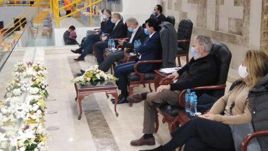 صورة وزير الرياضة يشهد مباراة البرازيل والمجر ببطولة العالم لليد بالصالة الرياضية بالعاصمة الإدارية