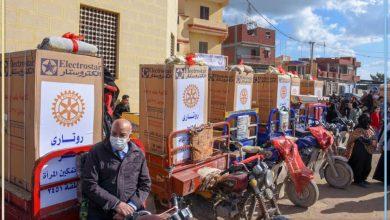 """صورة محافظ الإسكندرية يطلق إشارة بدء مشروع تطوير قرية """" باب الأحرار"""""""