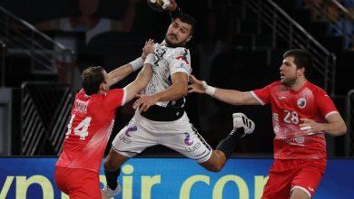 صورة مونديال اليد 2021.. مصر تتتقدم على الاتحاد الروسي 15 – 8 في الشوط الأول