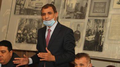صورة محمد عبد العليم داود رئيسًا للهيئة البرلمانية الوفدية