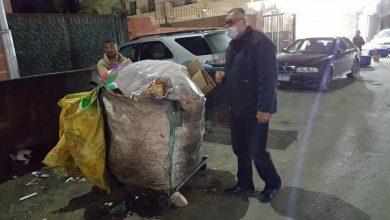 صورة حملة مسائية لضبط الفريزة والنباشين ومداهمة أماكن تواجدهم بحي العرب ببورسعيد