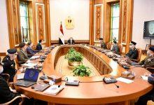 """صورة الرئيس السيسي يتطلع على """"تطوير منشآت وزارة الداخلية على مستوى الجمهورية"""""""