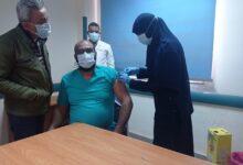 صورة صحة قنا تبدأ في تطعيم الأطقم الطبية بلقاح كورونا