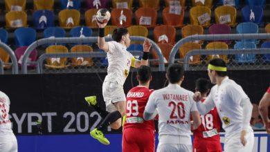 صورة مونديال اليد 2021.. اليابان تفوز على البحرين 29 – 25