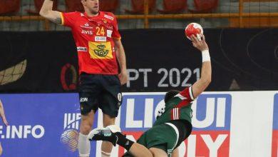 صورة مونديال اليد 2021.. المنتخب الأسباني  يفوز على المنتخب المجري  بنتيجة 36 -28
