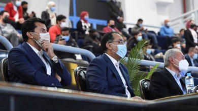صورة رئيس الوزراء يهنئ لا عبى المنتخب الوطني لكرة اليد بالصعود لدور الثمانية ببطولة العالم