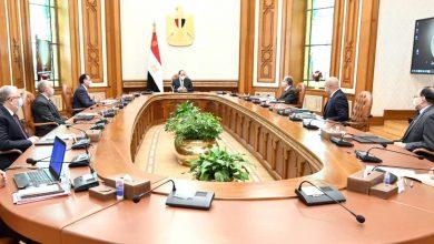 صورة الرئيس السيسي يتابع المخطط التنفيذي لتطوير ١٥٠٠ قرية وتوابعها