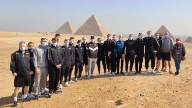 صورة رحلات يومية للدول المشاركة بكأس العالم لليد لزيارة أهرامات الجيزة