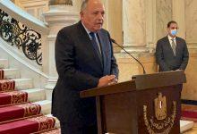 صورة وزير الخارجية يشهد مراسم تخرُّج دبلوماسيين جُدد