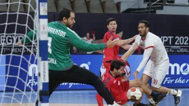 صورة مونديال اليد 2021..المغرب تسقط  أمام تشيلي  بنتيجة 28 – 17