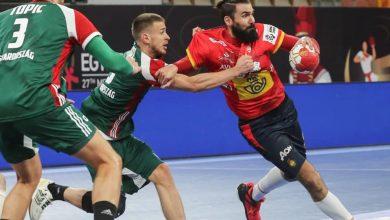صورة مونديال اليد 2021 .. أسبانيا تتقدم على المجر 21-14 في الشوط الأول