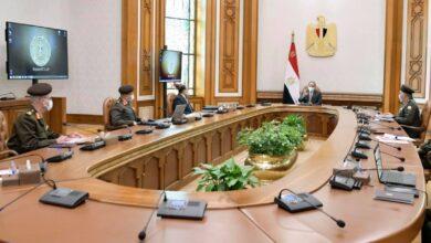 صورة الرئيس السيسي يوجه بتوفير أحدث المعدات والآلات لمشروع تطوير الريف المصري من حيث الكم والنوع