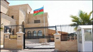 صورة سفارة أذربيجان تعلق على  بيان أصدرته مؤسسة ماعت بشأن تسليم أسرى الحرب من الأرمن