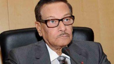 صورة وفاة صفوت الشريف منذ قليل عن عمر ناهز 87عاما