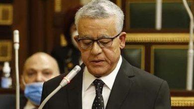 صورة من هو المستشار حنفي جبالي رئيس مجلس النواب الجديد؟