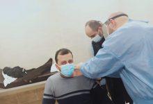 صورة صحة كفر الشيخ: بدء تلقي تطعيم الكورونا بمستشفى بلطيم