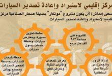 صورة عُمان تسعى لجعل مدينة صحار مركزا إقليمياً للسيارات بحلول 2040